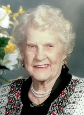 Ethelada Shields, 101