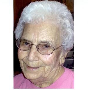 Elizabeth Betty Adreon