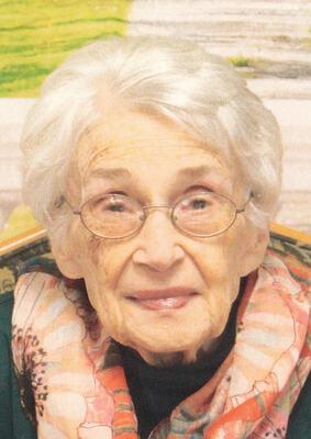 Katherine Virginia Etzel Nuhfer