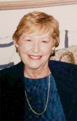 Marilyn Joyce (nee Cruickshank)  Cooke