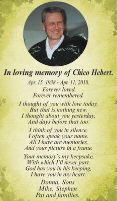Chico  HEBERT