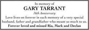 Gary  TARRANT