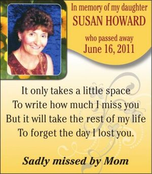 Susan  HOWARD