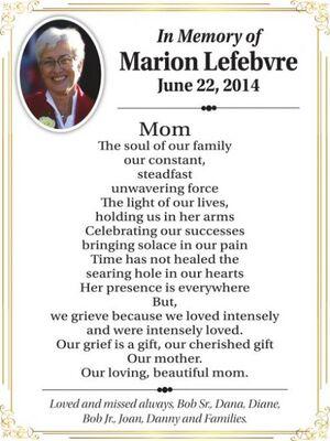Marion  LEFEBVRE