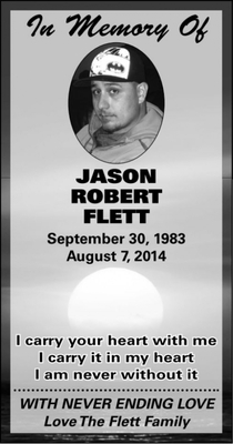 Jason Robert  FLETT
