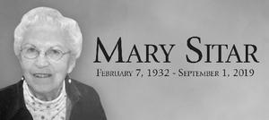 Mary  Sitar