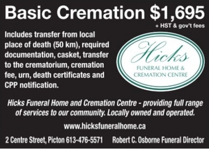 Basic  Cremation