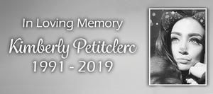 Kimberly  PETITCLERC