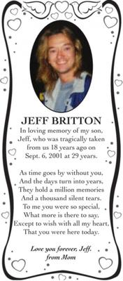 Jeff  BRITTON