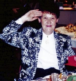 Peggy  Leifso