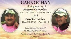 Matthew  CARNOCHAN