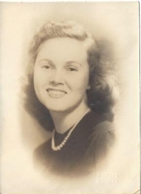 Lillian Barnes Luttrell