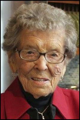 Dorothy 'Dot' Pauline Hansen
