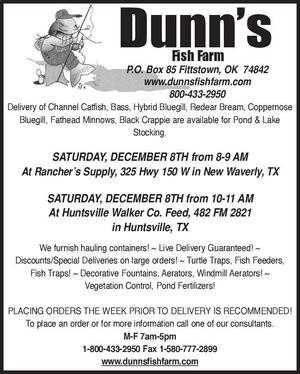 Dunns Fish Farm