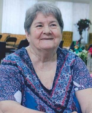 Ursula Elizabeth  Hursey