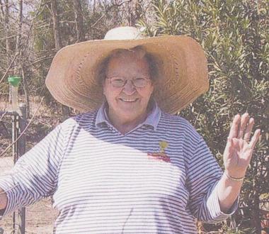 Betty  Joyce Turner Oates