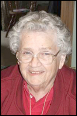 Ruth Nickerson Felton