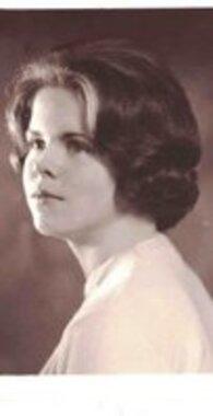 Judy M. (Parsons) St. Peter