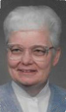 Sr. Mary Laurel Hautman O.S.F., 80
