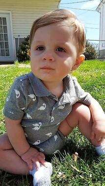 Hanley A. Beavers, 13 months