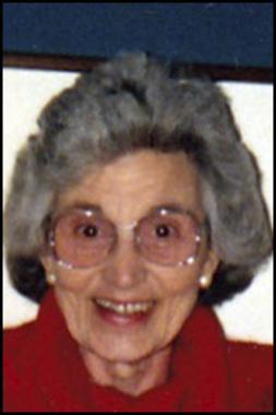Margaret Emily Fletcher Margeson