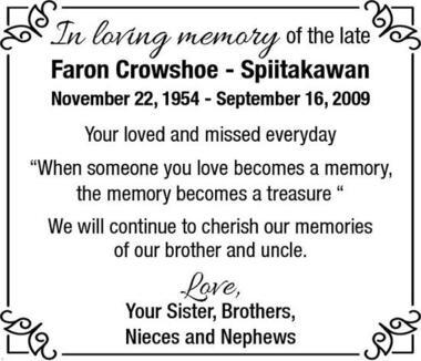 Faron  Spiitakawan