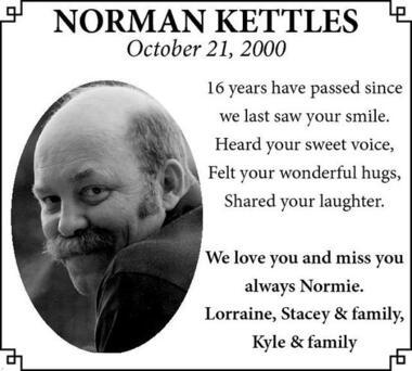 Norman  Kettles