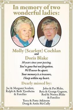 Molly  Cochlan