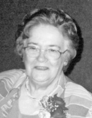 Hazel Elvina Welch   Obituary   Melfort Journal