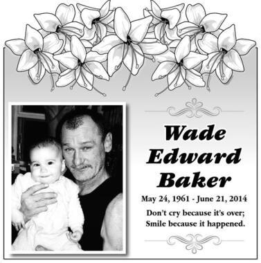 Wade Edward  Baker