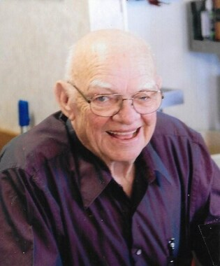 Louis E. Bense Jr., 85