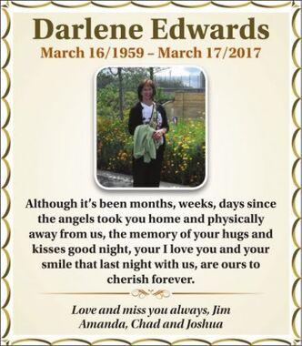 Darlene  EDWARDS