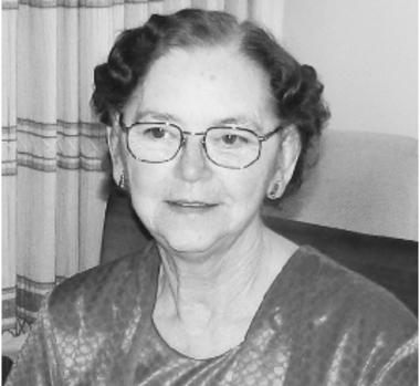 Gladys  WATT
