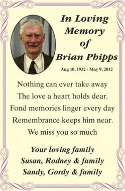Brian  PHIPPS