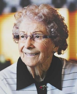 Fay Marie  Jenkins