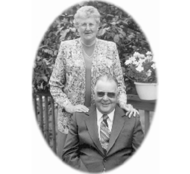 Kenneth and Betty  THOMPSON