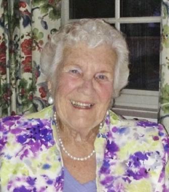 Muriel  HILL