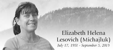 Elizabeth  LESOVICH
