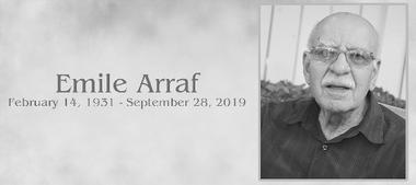 Emile  ARRAF