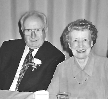 Gordon and Pearl  SMITH