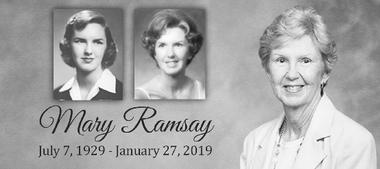 Mary  RAMSAY