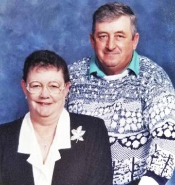 Bernard & Shirley  SWEET