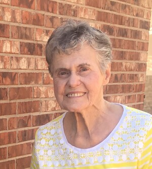 Joyce Mae Baldwin Wilson