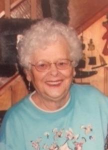Doris Dottie Ann Lux Holliday