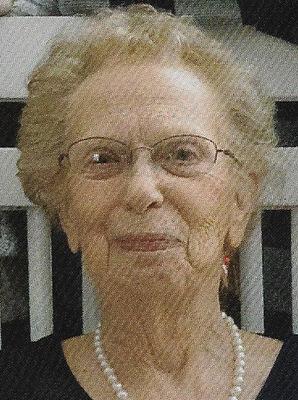 Doris Mae Magee