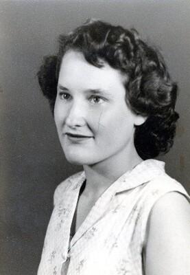 Gladys M Anglin