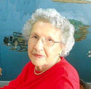 Margaret Jordan