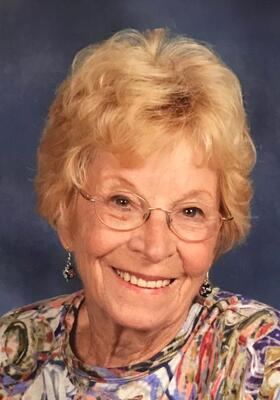 Mary Lou Hickman
