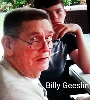 Billy Alvin Geeslin