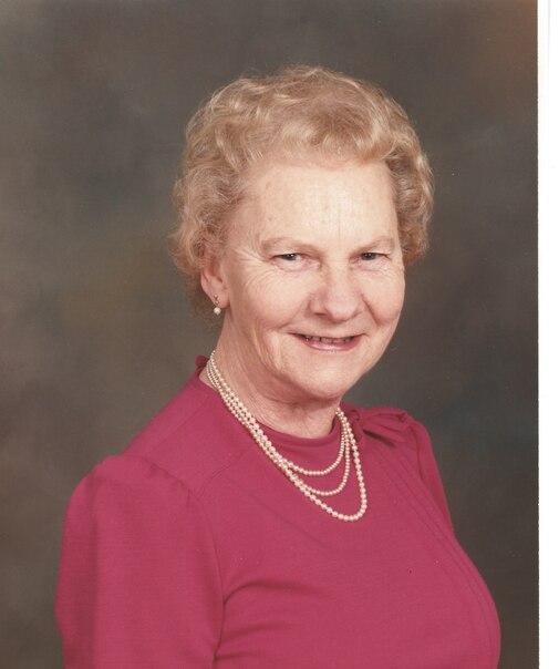 Yvonne  Hunter Ferguson
